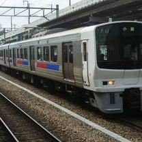NO.2043 この電車はリニューアル車です!JR九州813系電車1500番台のの記事に添付されている画像