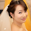 アートクレフクラブ(北九州)での結婚式の写真 Part1 (お仕度 編)