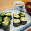 ローフード料理教室♡巻き寿司の画像
