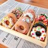 【fake doughnuts making】ドーナツ屋さんごっこ◡̈⃝⋆*の画像
