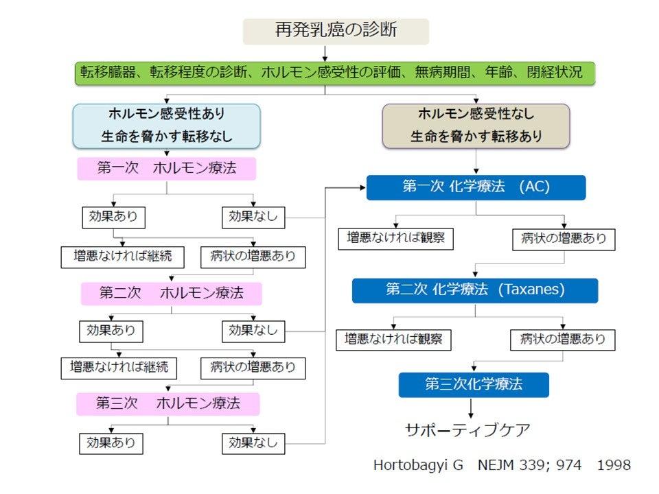 広島で乳がん治療をしているひがき乳腺クリニック院長・檜垣健二のブログER陽性HER2陰性乳がん最新話題④