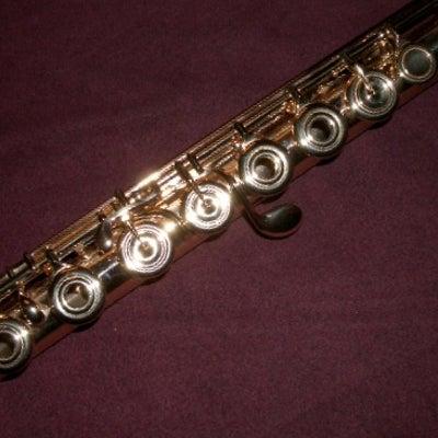 楽器遍歴 ④の記事に添付されている画像