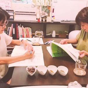 沖縄校「ハーバルセラピスト」講座ついに開講☆の画像