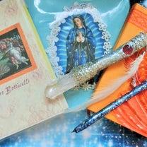 満月の感謝に♡ Crystalove の魔法の杖の記事に添付されている画像