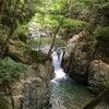 円空上人と滝。の画像