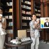 我初海外講演是笑笑上海の画像