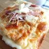 ジュワっとおいしいトーストの画像