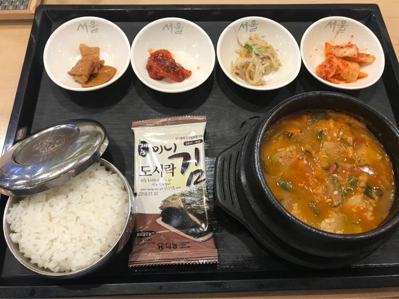 仁川 空港 ご飯