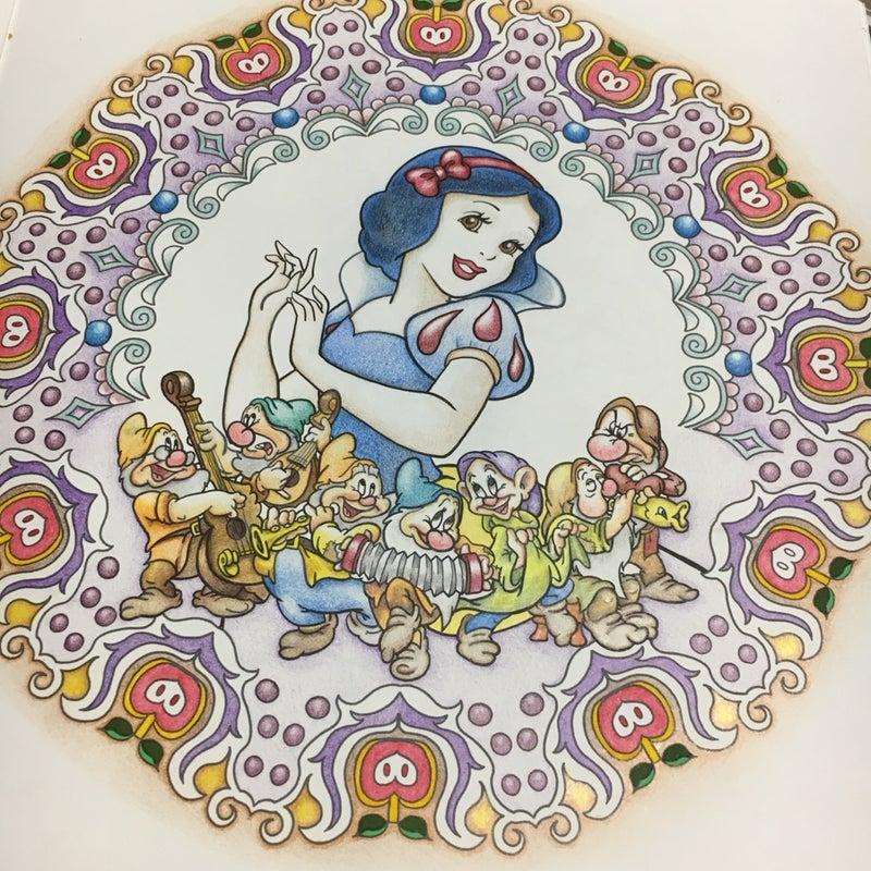 ディズニー 白雪姫と7人の小人 Natural Feeling