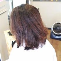 美髪プログレスと美圧ハンドリングの融合です。(^o^)(^o^)の記事に添付されている画像