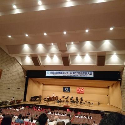全日本吹奏楽コンクール【山形県大会】最終日の記事に添付されている画像
