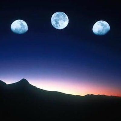 新月生理と満月生理の記事に添付されている画像