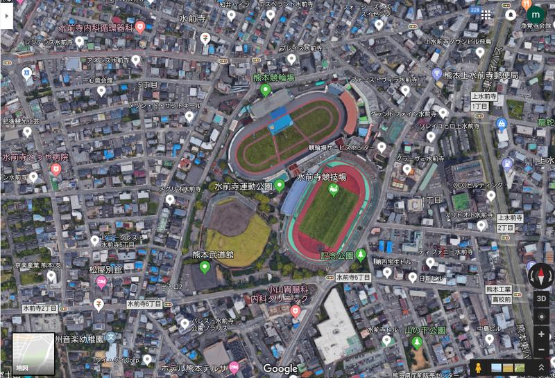 熊本競輪 アクセス