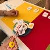 【ワークショップフェスタ2018 】栄養デザイン協会  3つに色分け!食育ゲームの画像