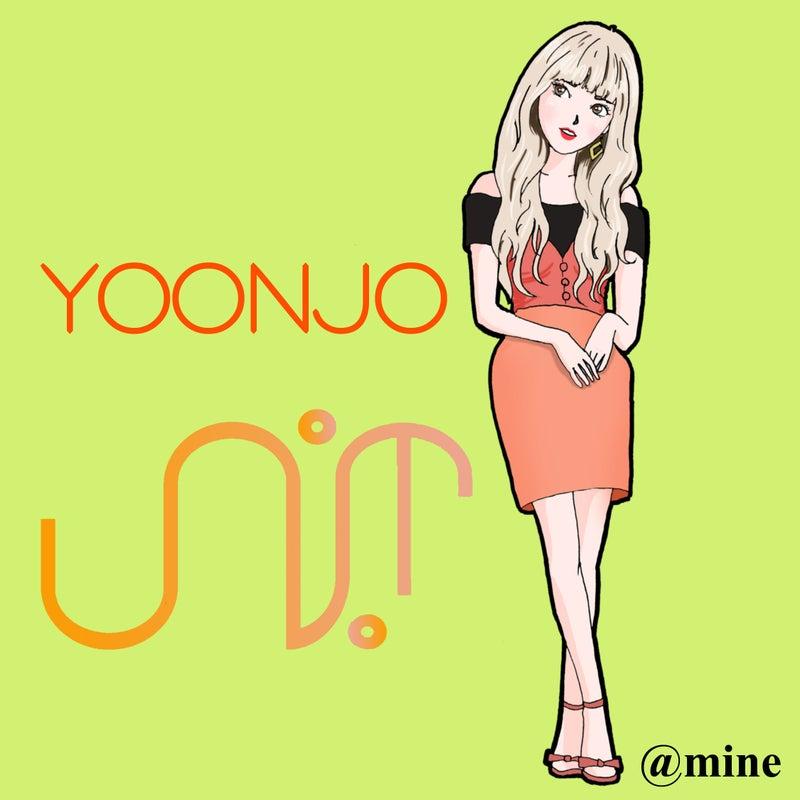 K-POPイラストuni.T COUNT DOWN ・・・uni.TBLACK PINK / LISAuni.TUniT / Hyunjoo