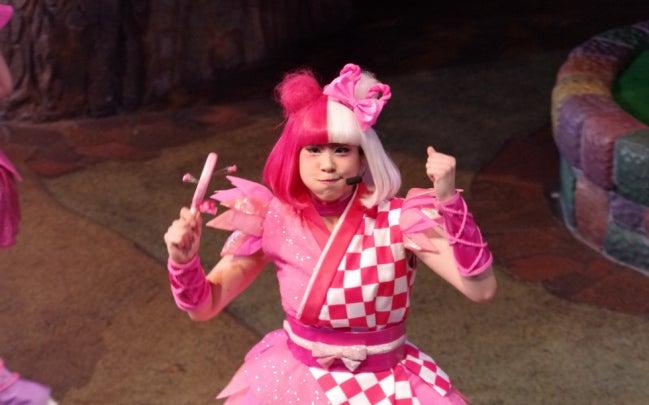 梶菜津紀さん ピューロ ダンサー