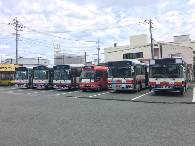 熊電バスの画像。 | e~バス旅研...
