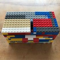 レゴの貯金箱の記事に添付されている画像