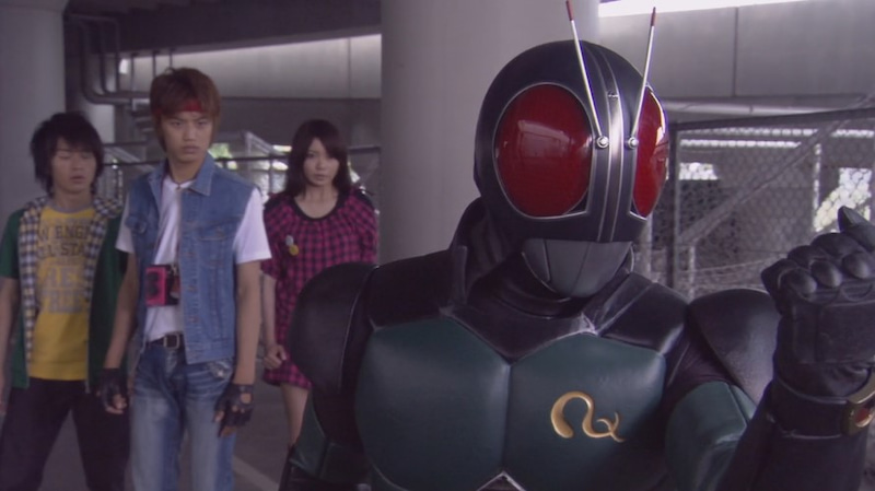 42f47a2270d5e5 そんな俺に戦う意義があるのか? | MASKED RIDER ~ Watched impression memo