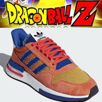 I want adidas X DRAGONBALL SON GOKU !!の記事に添付されている画像