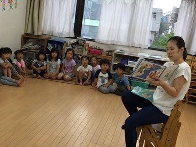 江東区のインターナショナル保育園七夕イベントの様子の記事より