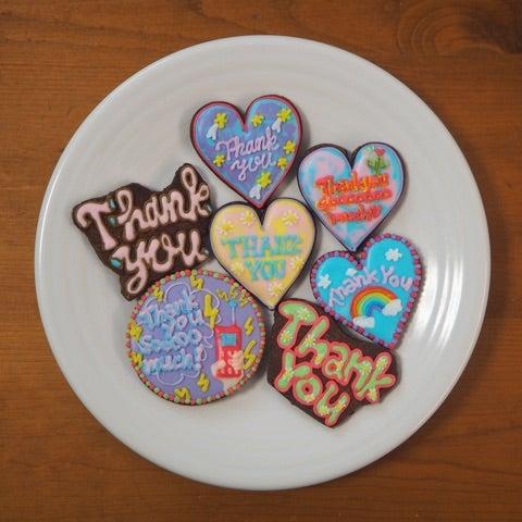 アイシングクッキーのオーダー方法☺︎の記事より