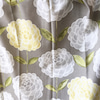 英国ファブリック☆海外輸入生地☆北欧調花柄カーテン生地の画像