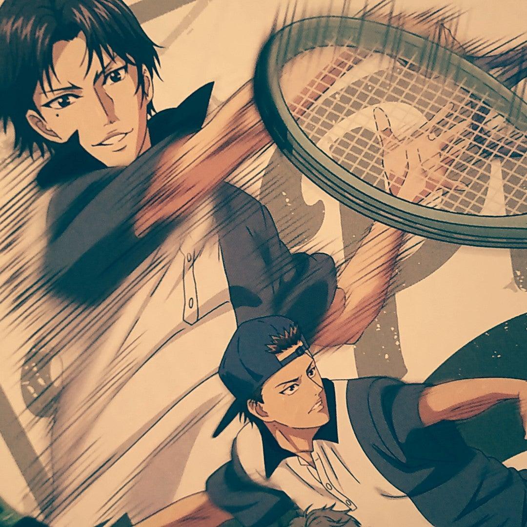 王子 ネタバレ テニス 様 の 新