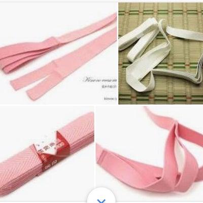 三重仮紐を使わない、(腰紐で結ぶ)パタパタ結びの記事に添付されている画像