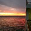 長距離フェリーで夜明けの北海道小樽に到達。函館本線で札沼線へ向かう。【夏の北海道 2】