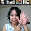 6/16(火) オンライン開催【ご案内】「手の平お灸と顔ツボ刮莎セルフケア講座」