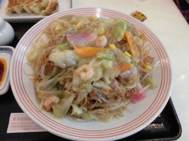 長崎皿うどん1