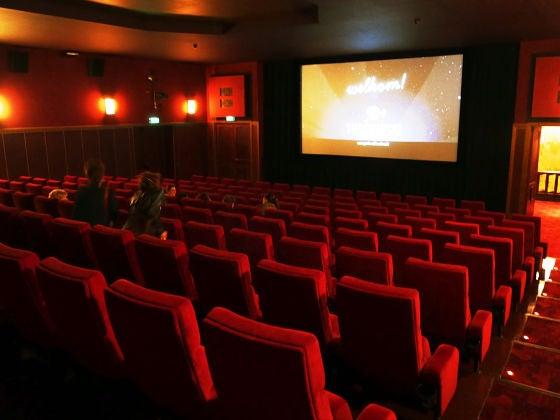 映画館のこと@東京   NO MOVIE, ...