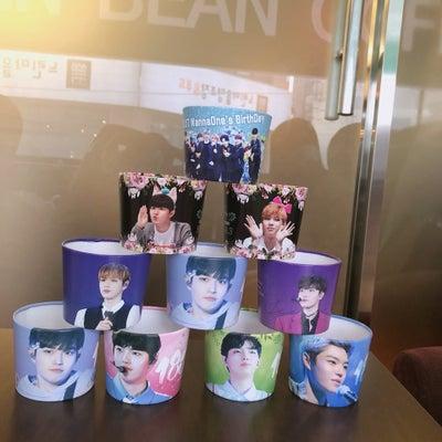 韓国でWANNAONEを満喫。.*:+の記事に添付されている画像