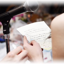 結婚式レポ♡当日⑧新婦のお手紙の記事に添付されている画像