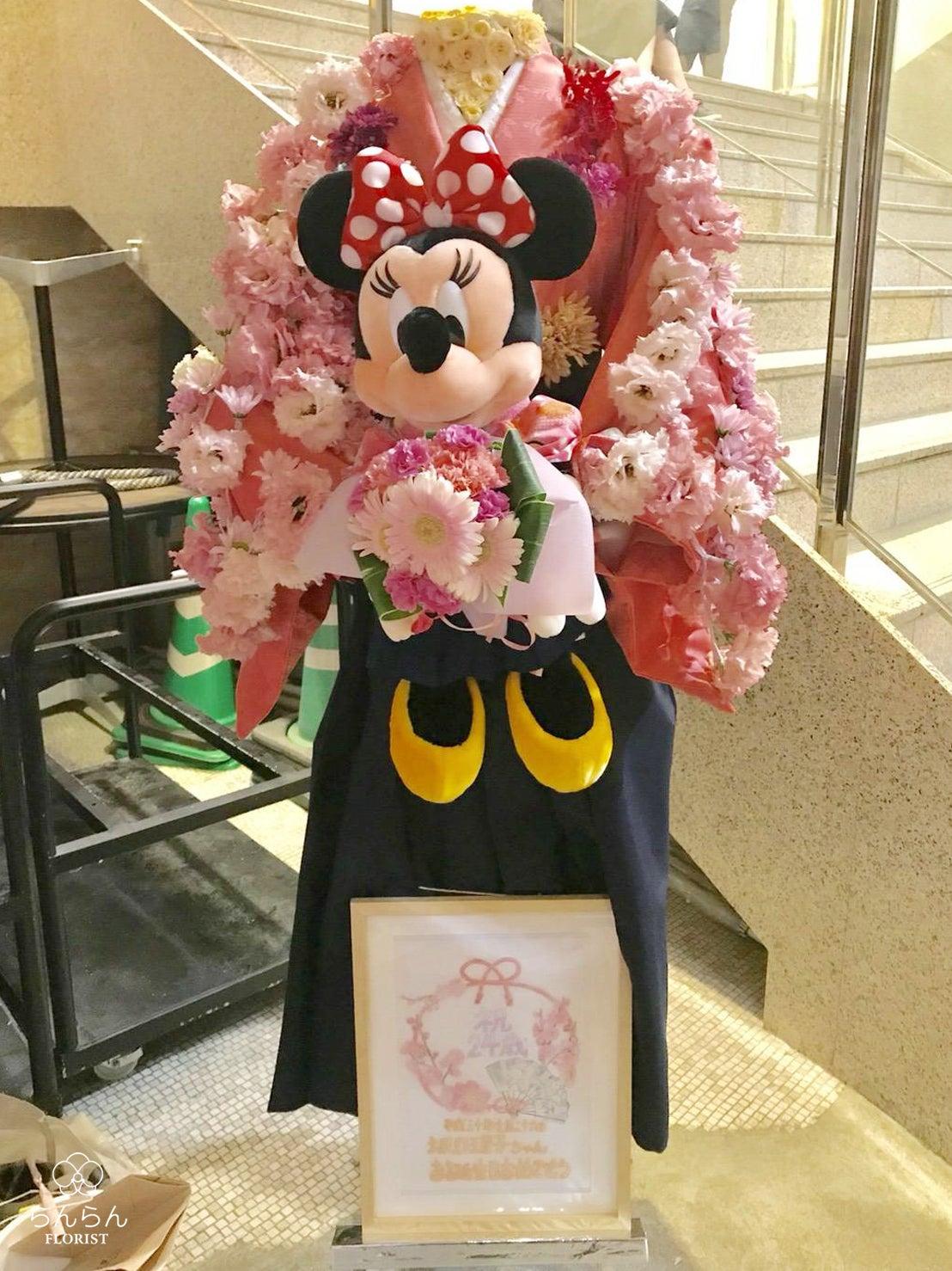 HKT48 チームH「シアターの女神」公演 坂口理子 生誕祭 スタンド花