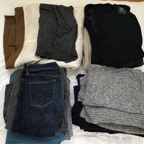 [断捨離]夏に冬服を見直すの記事に添付されている画像