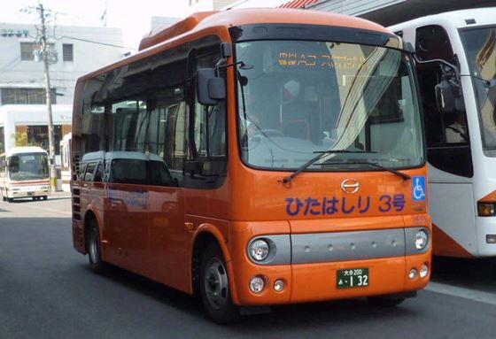 番外 日田バスの市内路線バス「...