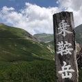 #乗鞍岳の画像