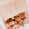 miso>>本日の味噌汁。むくみ、夏バテ改善の具<<の画像