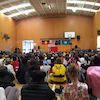 小学校公演、大爆笑!の画像