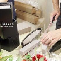 ウェディング☆テーブル装花の記事に添付されている画像