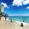 ハワイ子連れおすすめコース カイマナビーチで遊んで、遅めのランチはパイオニアサルーンへ。の画像