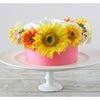 花冠つきのダイパーケーキをご注文くださいました~!の画像