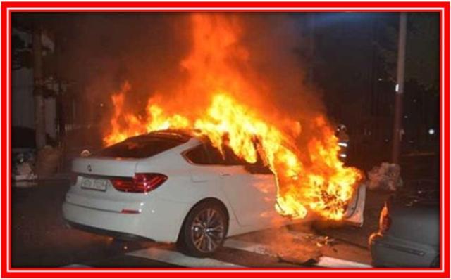 BMWKorea 韓国での車両火災につ...