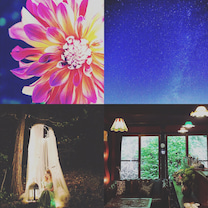 いよいよ明日.本当の星空の下ヨガニードラの記事に添付されている画像