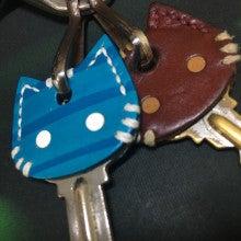 猫キーカバー