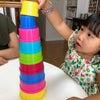 2歳さん、ピアノdeクボタメソッド体験レッスンに来てくれましたの画像