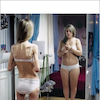 拒食症のお嬢様のセッションの画像