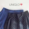 ユニクロの人気スカートを思わず2色買い♡の画像